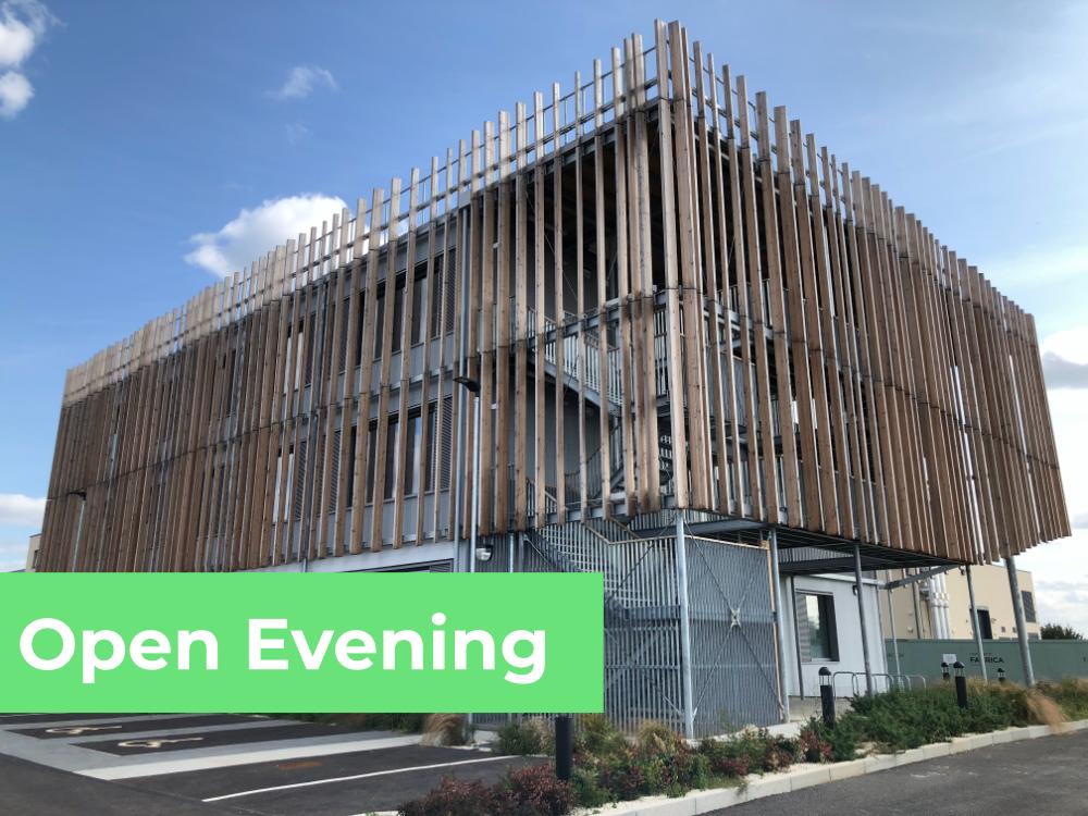 Eco Business Centre Open Evening
