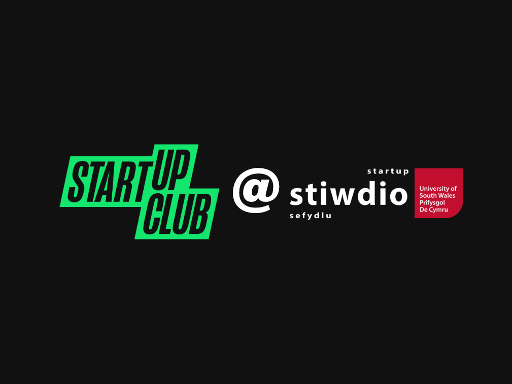 Join our Startup Club at USW Startup Stiwdio