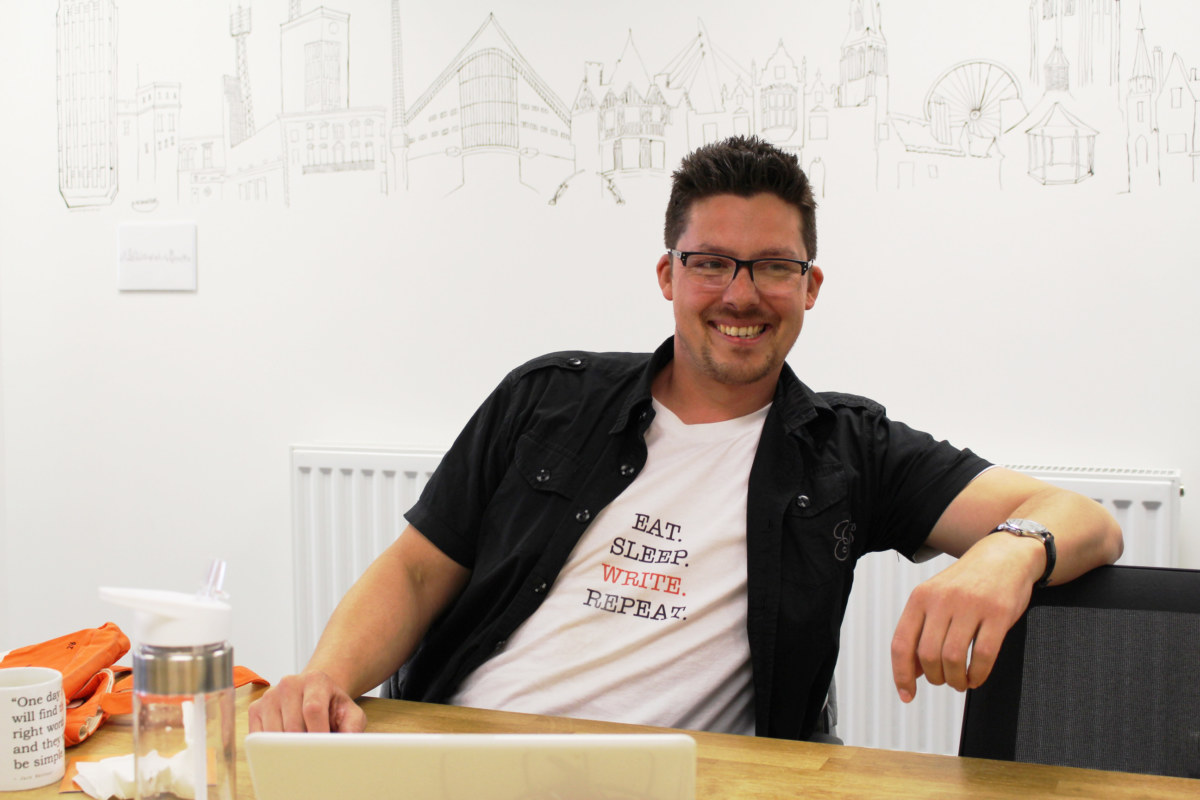 The First Ever North Wales Author Expo Comes To The Wrexham Enterprise Hub