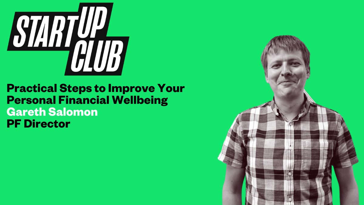 Practical Steps to Improve Your Financial Wellbeing in 2021 (online event)