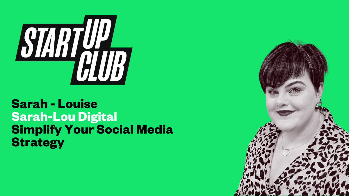 Simplify Your Social Media Strategy (Online Event)
