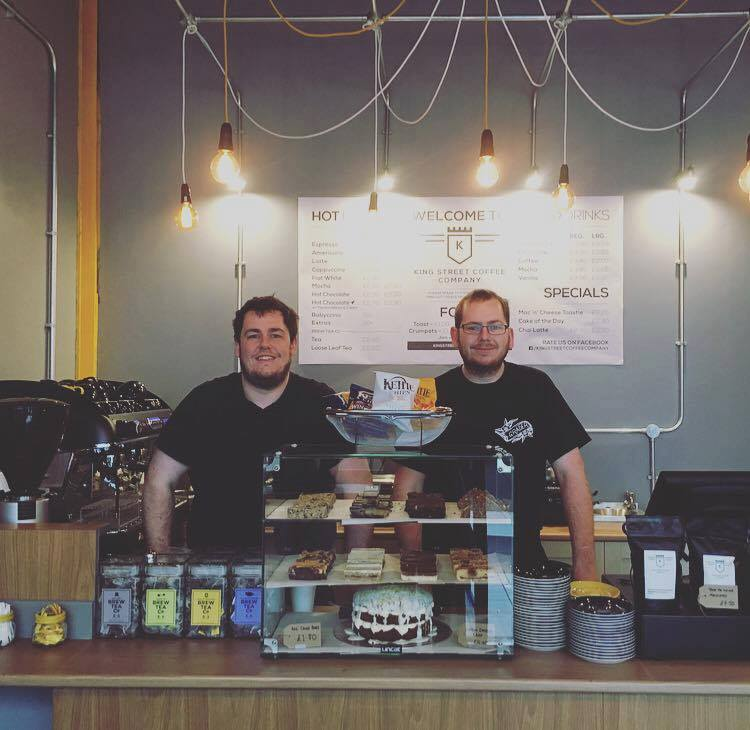 From Two Local Coffee Shops To UK Wide Expansion During Lockdown