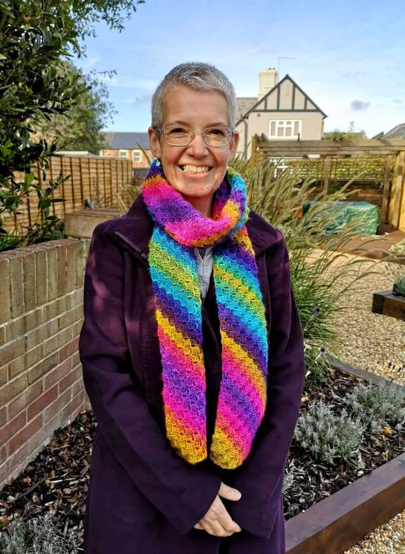 Sue Baker - LGBTQ+ Support Group