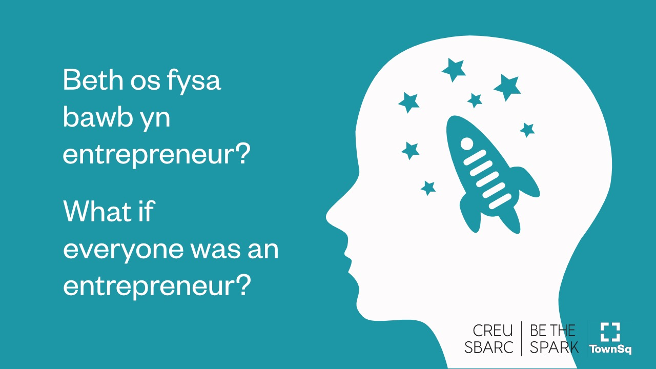 What if everyone was an entrepreneur?